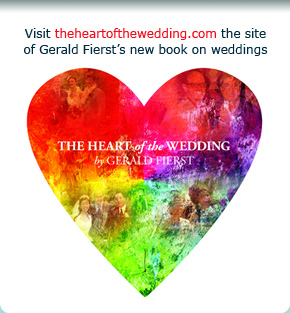 Link to The Heart of the Wedding website